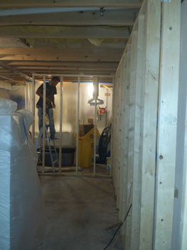 home remodeling basement MD